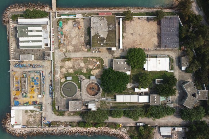 Upgrading design works are underway to the existing Cheung Chau's Sewage Treatment Works and Pak She Sewage Pumping Station