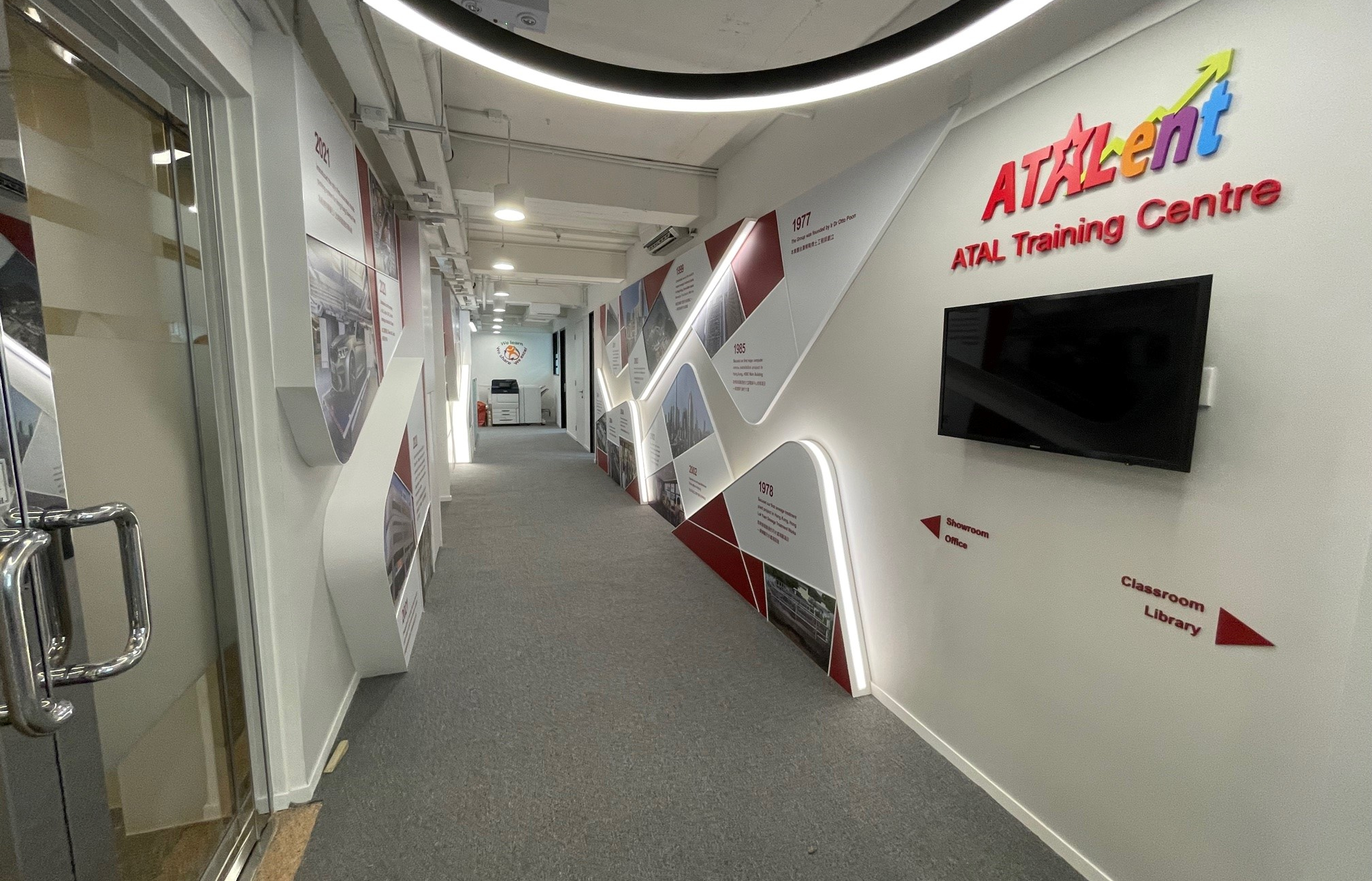 ATC officially opens to provide a dedicated training space to its employees.