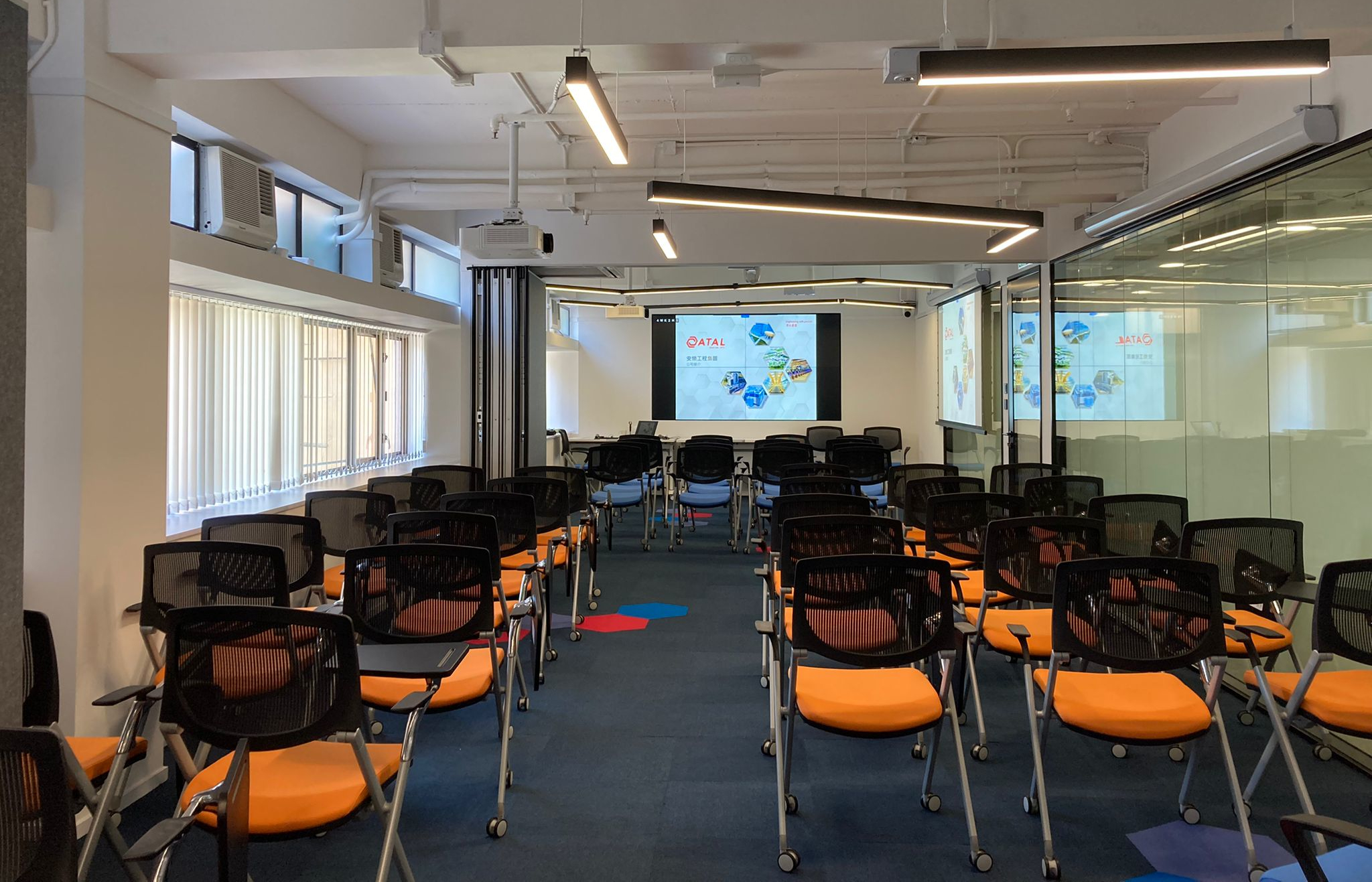 ATC is equipped with facilities including classrooms, a library and multi-purpose meeting rooms, to provide colleagues with a comfortable and practical environment for training.